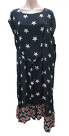 3.00PM Dress- Stars and Fireworks