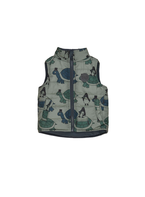 Turtle Tour Reversible Vest