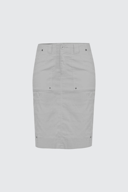 Acrobat Layer Skirt- Wheat Marle