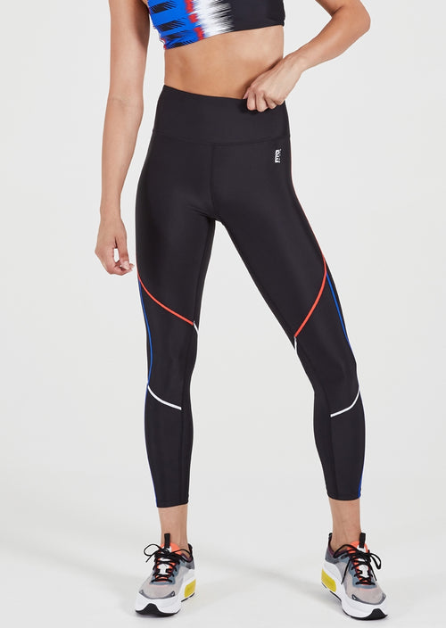 Step Forward Legging- Black