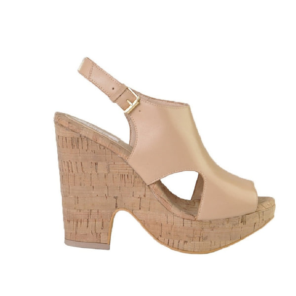NUDE HONOR SHOES