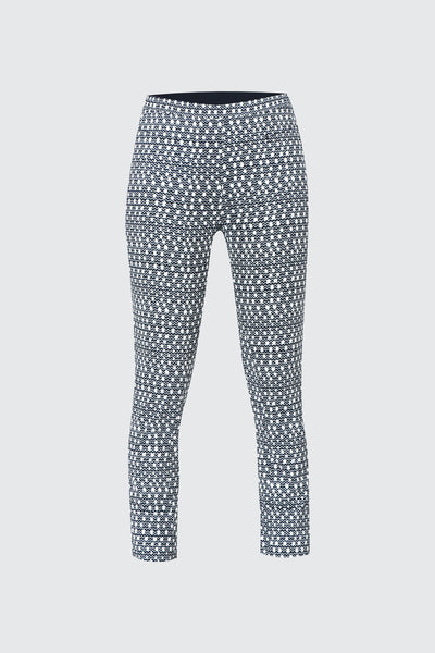 Acrobat Static Print Scene Pant-French Ink