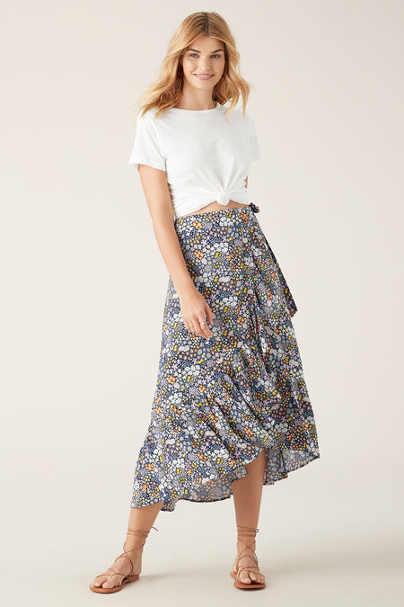 Change Skirt- Black