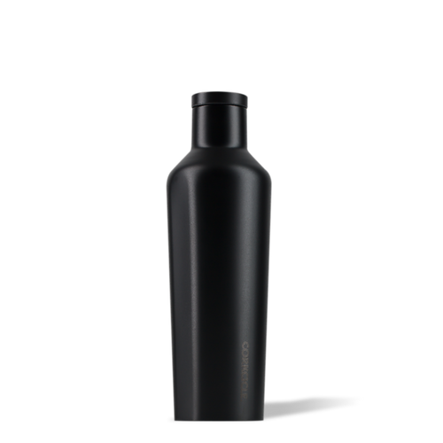 Dipped 16oz Canteen- Black