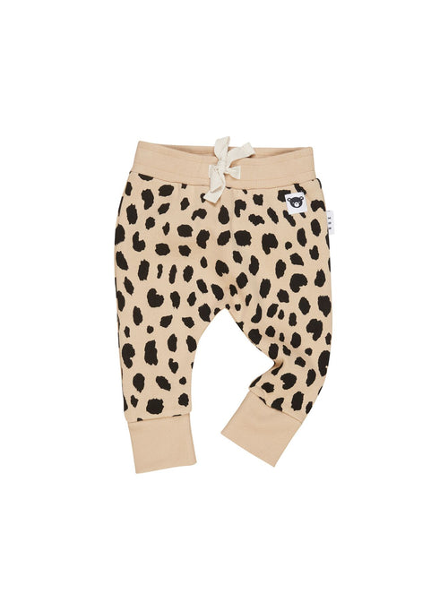 Animal Spot Drop Crotch Pant