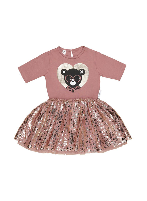 Heart Bear Ballet Dress