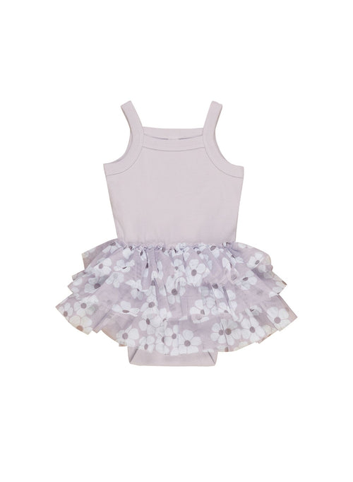 Flower Frill Playsuit