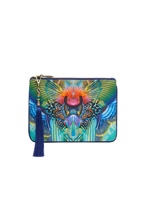 Coin And Phone Purse- Reef Warrior