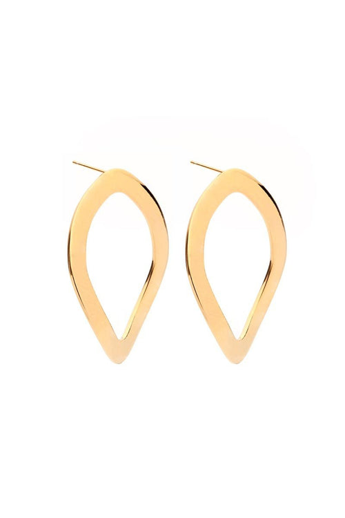 Casper Earrings- Gold