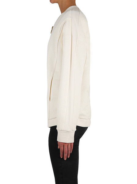 Cover Girl Jacket- Warm White