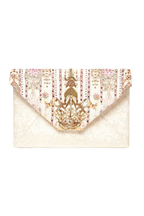 Envelope Clutch- Golden Age