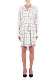 Check In Shirt Dress