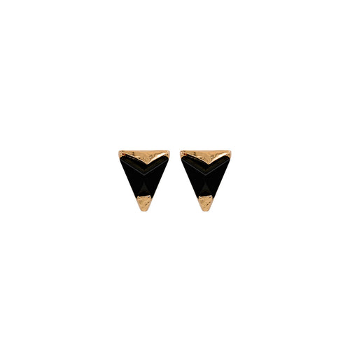 Diamond's Arrow Stud Earrings