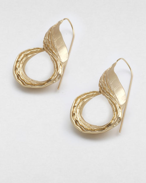 Paola Earring- Gold