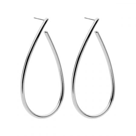 Eden Earrings- Silver