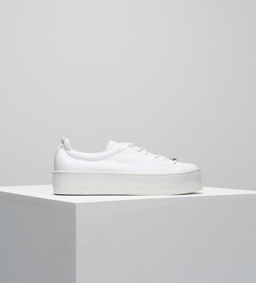 Belmont Sneakers- White
