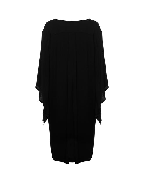 Angel Sl Dress- Black