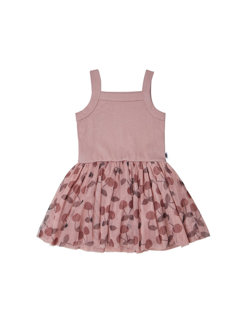 Summer Ballet Dress- Cherry