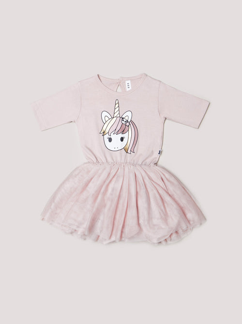Unicorn Ballet Dress- Sugar
