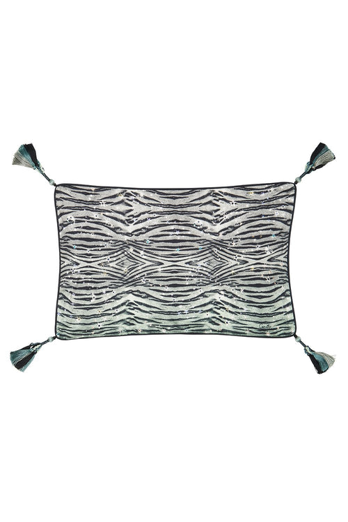 Rectangle Cushion- Astro Disco