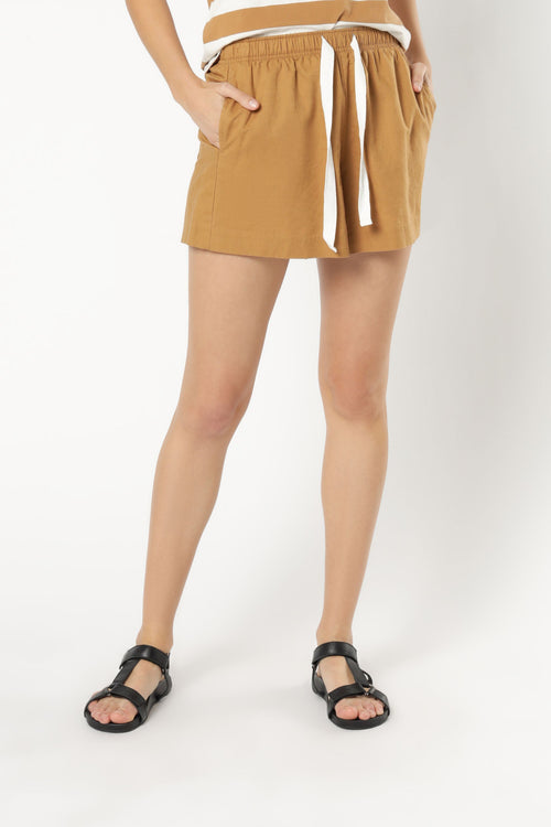 Nude Classic Short- Tobacco