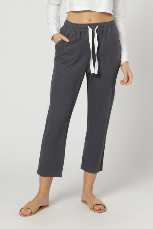 Nude Classic Pant- Washed Navy