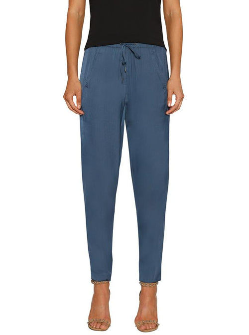 Look Twice Jogger- Slate Blue
