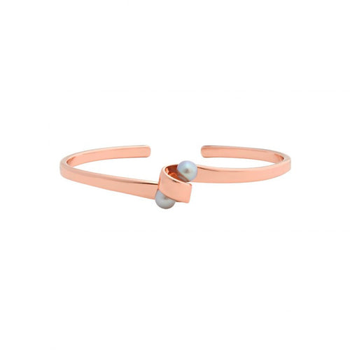 Before The Sunset Cuff- Rose Gold