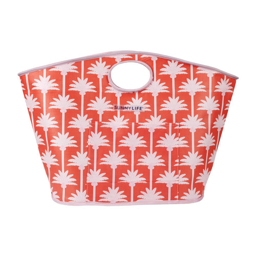 Carryall Bag- Kasbah Coral