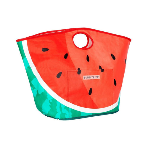 Carryall Beach Bag- Watermelon