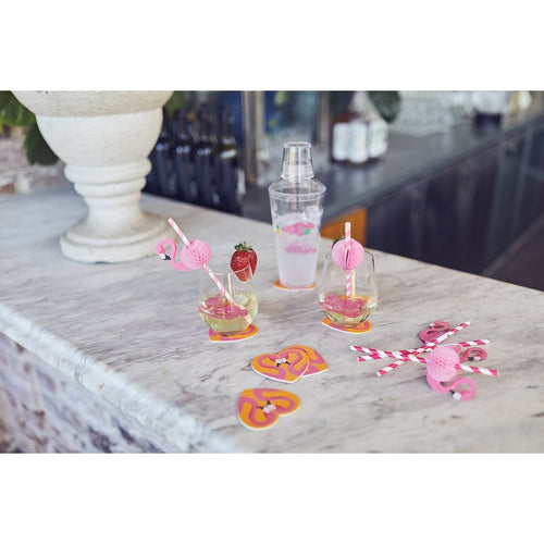 Cocktail Party Kit- Flamingo