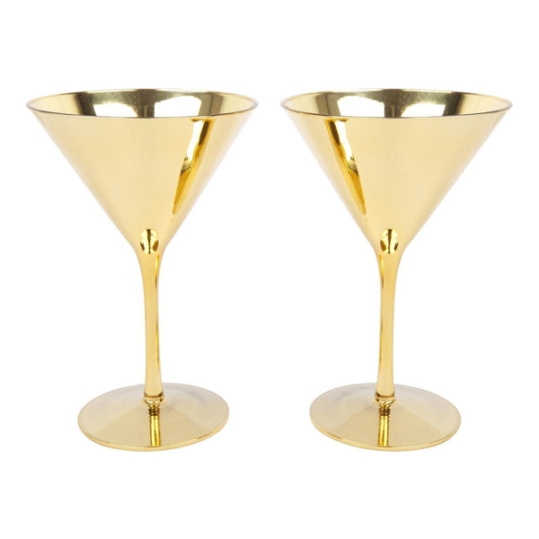 Cocktail Martini Glasses- Monteverde