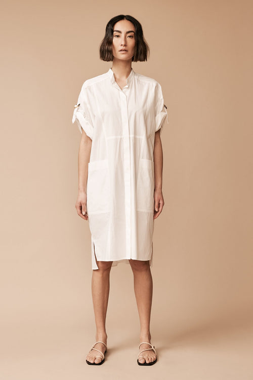 Kosa Shirt Dress