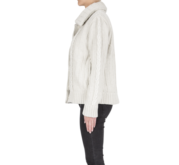 Wanderlust Jacket- Mist Grey