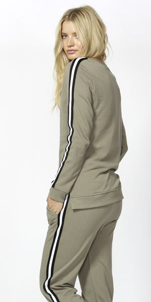 Harley Sweater- Light Khaki