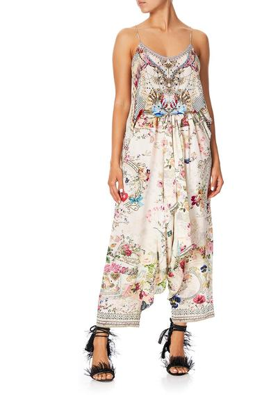 Harem Pants- Jardin Postcards