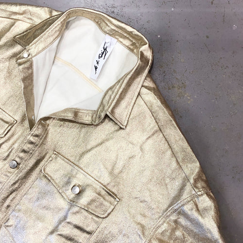 Christie Jacket- Gold