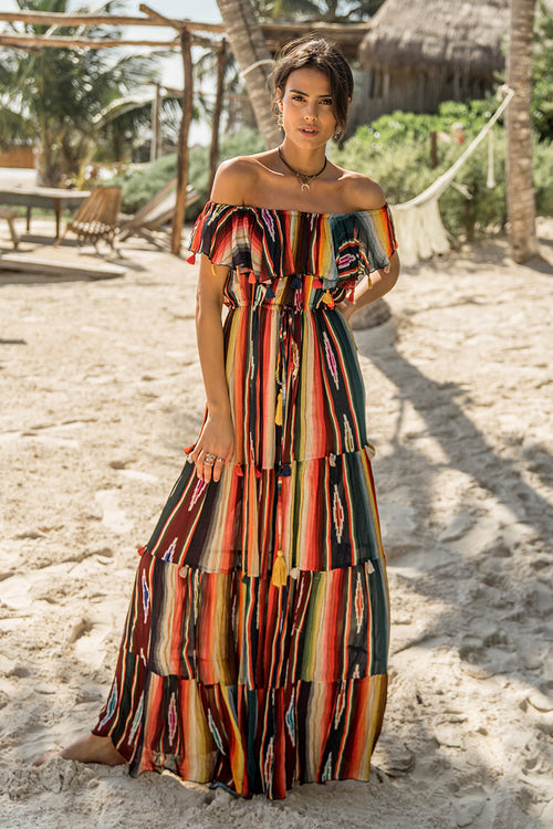 Papagayo Dress