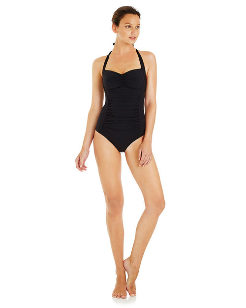 Tigerlily OUI 50's Halter One Piece