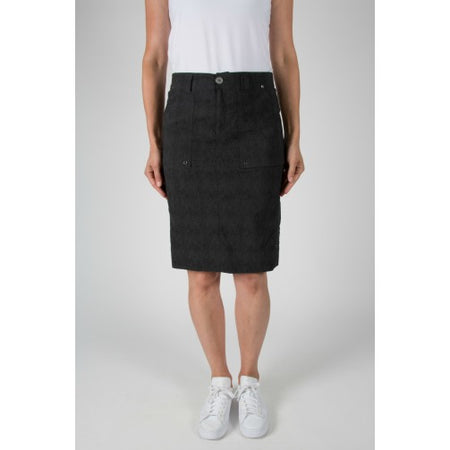 Boheme Wrap Skirt- Midnight Flora