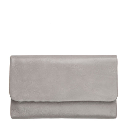 Audrey Wallet- Light Grey