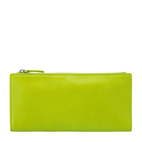Dakota Wallet- Lime
