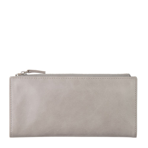 Dakota Wallet- Light Grey