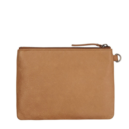 Fixation Wallet- Tan