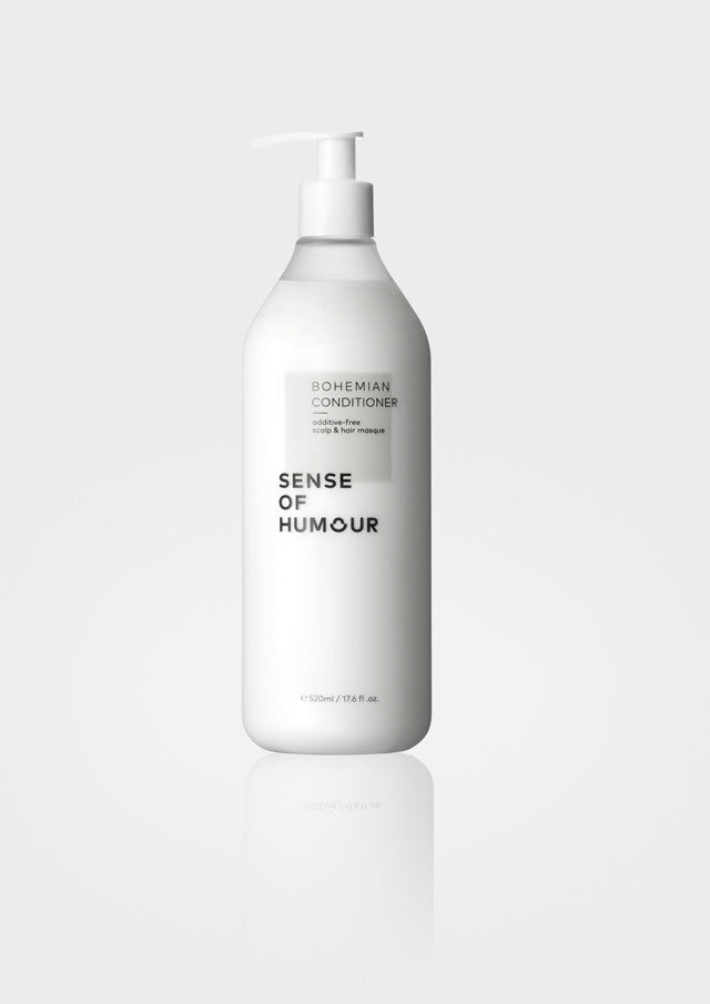 BOHEMIAN CONDITIONER 520ml BIG BOTTLE