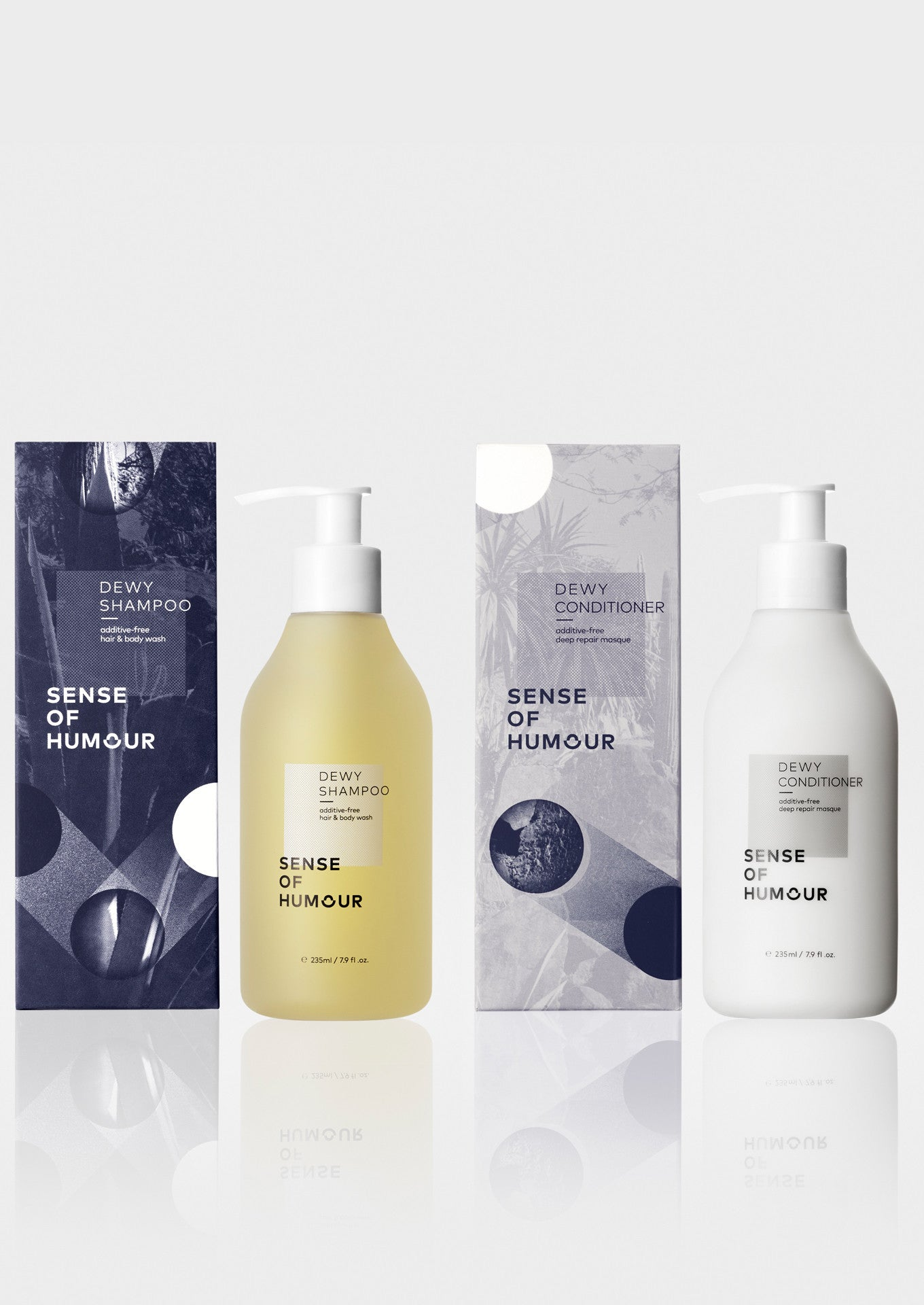 DEWY HAIR CARE SET 【exclusive price】