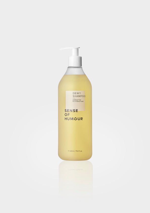 【SALE】DEWY SHAMPOO 520ml BIG BOTTLE