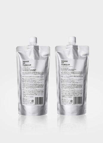 DEWY HAIR CARE SET 500ml Refill Pack 【ONLINE exclusive!】