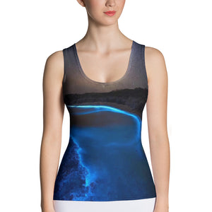 Luminescent Shores Tank Top