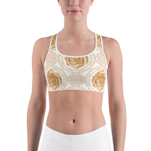 Golden Rose Sports bra